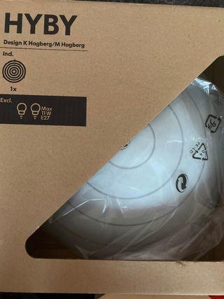 Lámpara de techo Hyby Ikea