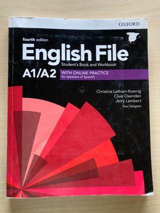 Libro Inglés A1/A2