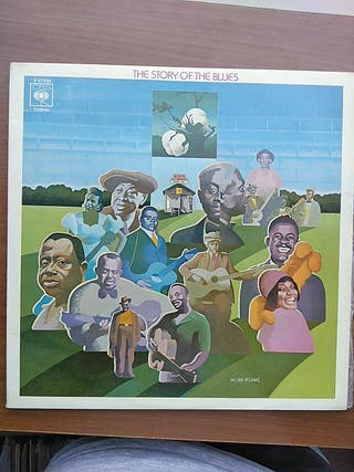 the story of the blues 2lp