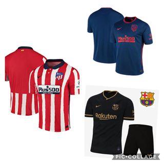 Camisetas Equipos de Fútbol