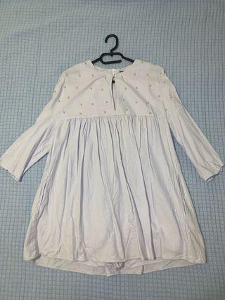 Mono-vestido Zara