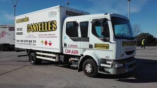 Renault Trucks Midlum 2004