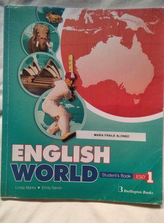 Libro 1 eso Ingles