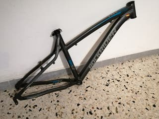 Cuadro de bicicleta talla xs