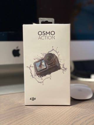 DJI Osmo Action a estrenar con garantía y seguro