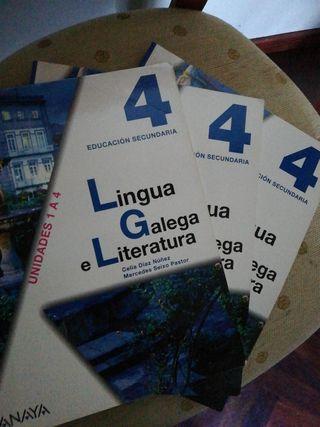 Libro de Gallego, 4°ESO