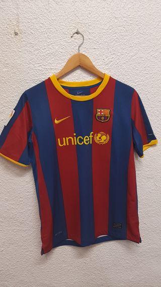 Camiseta original F.C Barcelona