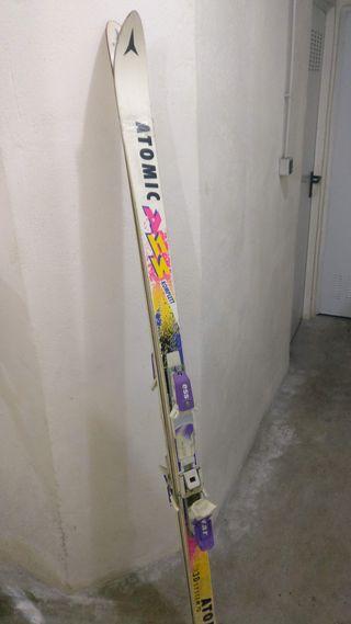 Artículos de esquí