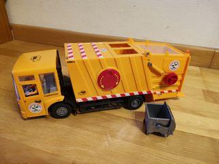 Camión de basura juguete