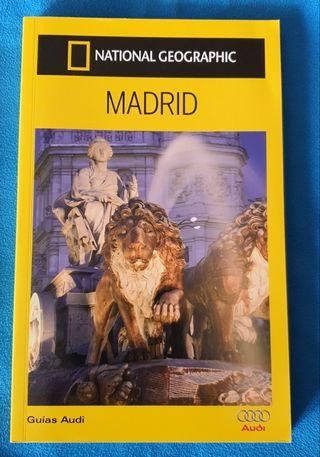 Libro guía de viajes Madrid