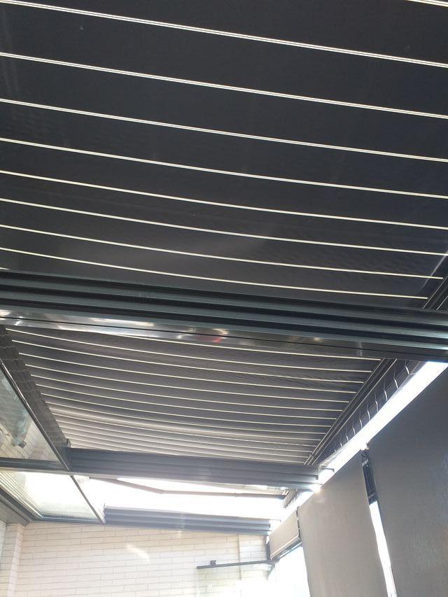 Toldo Eléctrico Automático Sensor 6 X 3 Metros De Segunda Mano Por 600 En Madrid En Wallapop