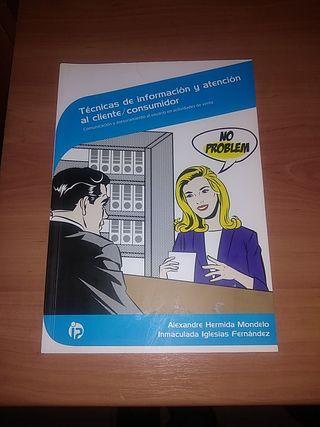 Técnicas de información y atención al cliente