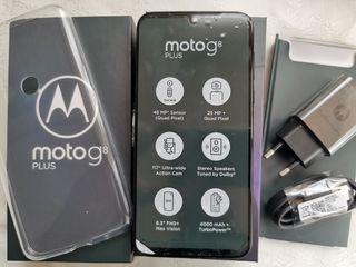 Motorola G8 Plus, Triple Camera 48 MP
