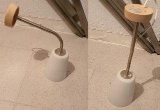 Lámpara pared o techo IKEA