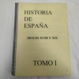 libro historia bachillerato IES María Zambrano