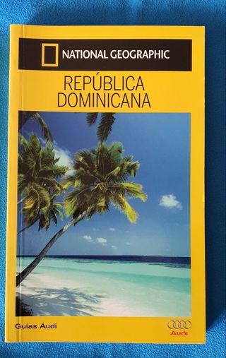Libro guía de viajes República Dominicana