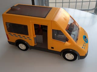 autobús escolar playmobil