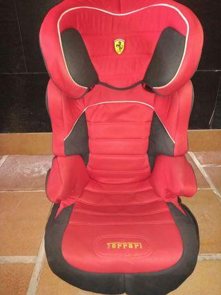 silla auto Ferrari