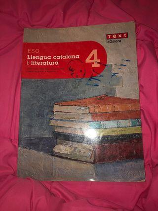 Llengua catalana i literatura 4 ESO laGalera
