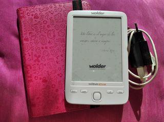 Lector de Libros Electrónicos WOLDER