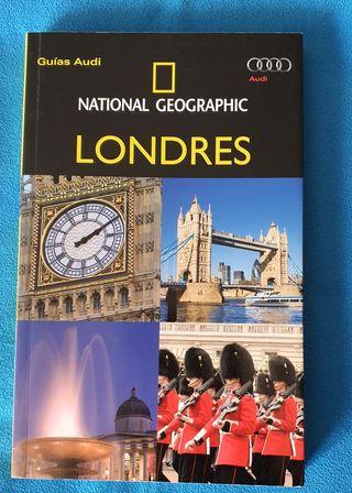Libro guía de viajes Londres