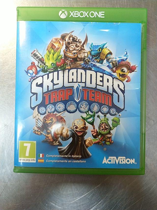 Skylanders Trap Team, Xbox One