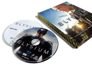 Digibook Elysium Bluray