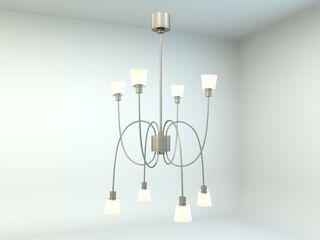 Lámpara de techo Kryssbo Ikea