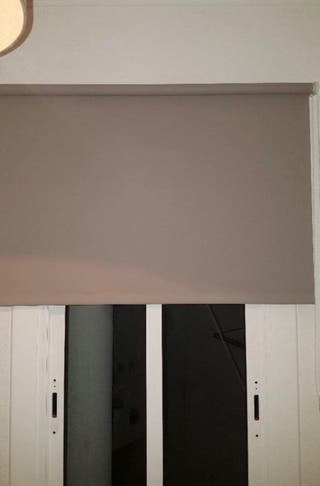 Cortinas estor