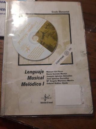 Lenguaje Musical Melódico I