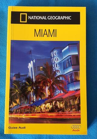 Libro guía de viajes Miami