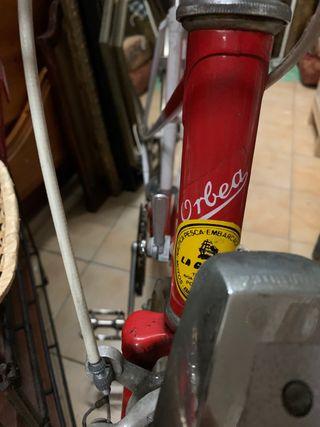 Bicicleta Orbea vintage perfecto estado