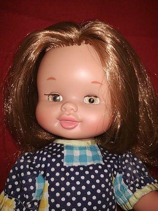 muñeca de famosa años 70