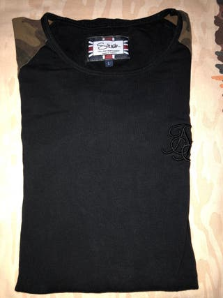 Camiseta manga larga SikSilk