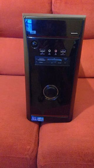 Ordenador clonico, con placa Asus.