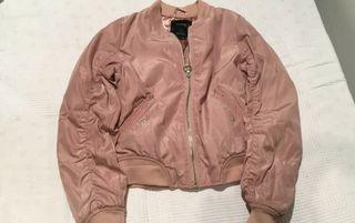 Bomber rosa