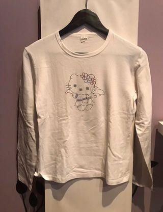 Camiseta manga larga de Hello Kitty