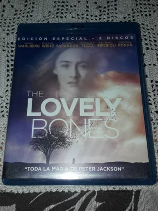 THE LOVELY BONES Pelicula BLURAY