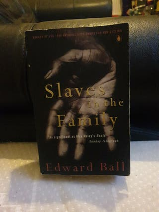 slaves in the family book