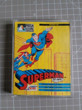 Superman Sinclair Zx Spectrum caja grande