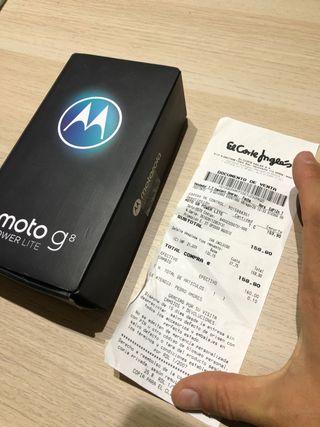 Motorola Moto G8 sin Uso