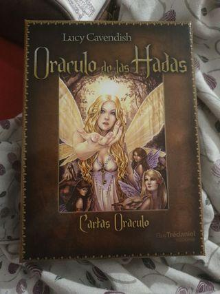 cartas del tarot el oraculo de las hadas