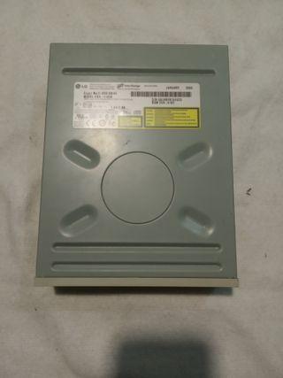 LG GSA 4163B Super-Multi - DVD±RW (+R DL) IDE