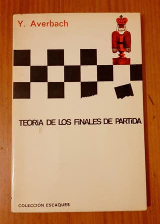 libro ajedrez