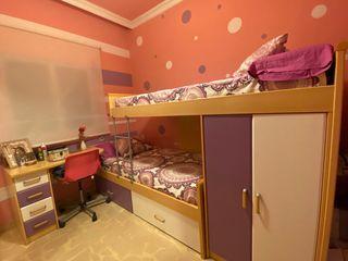 Habitación dormitorio juvenil / infantil