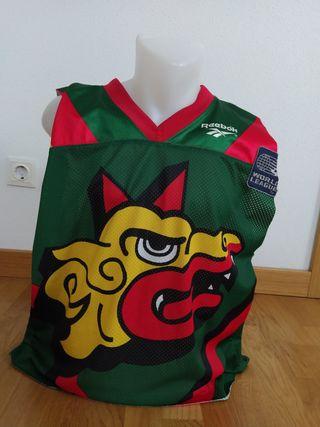 Camiseta fútbol americano Barcelona Dragons