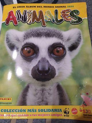 Animales 2020 Cambio cromos