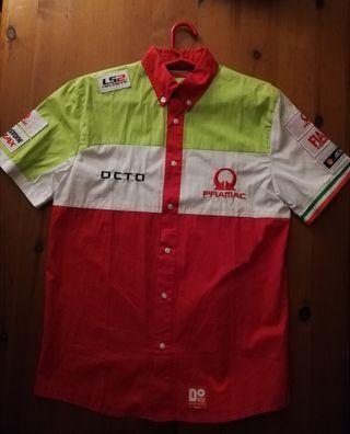 Camisa Oficial Pramac Ducati MotoGP