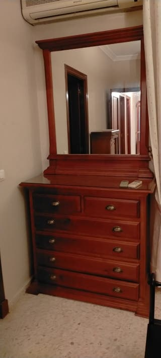 dormitorios de madera maciza