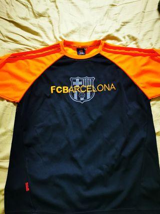camiseta oficial de Barcelona